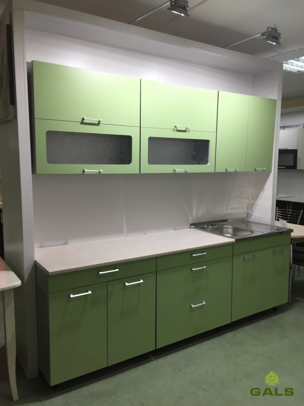 Кухня «Вячэра-Люкс», 2,4м