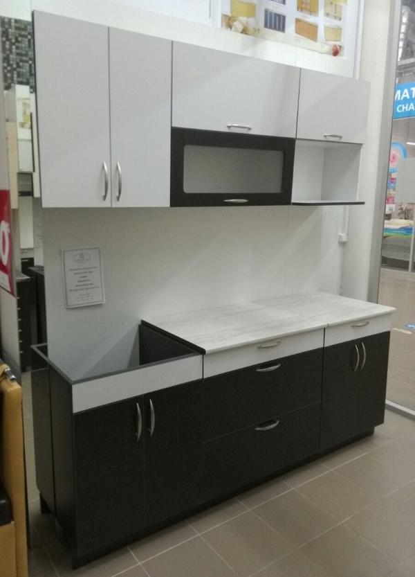Кухня «Вячэра-Люкс», 2,0м
