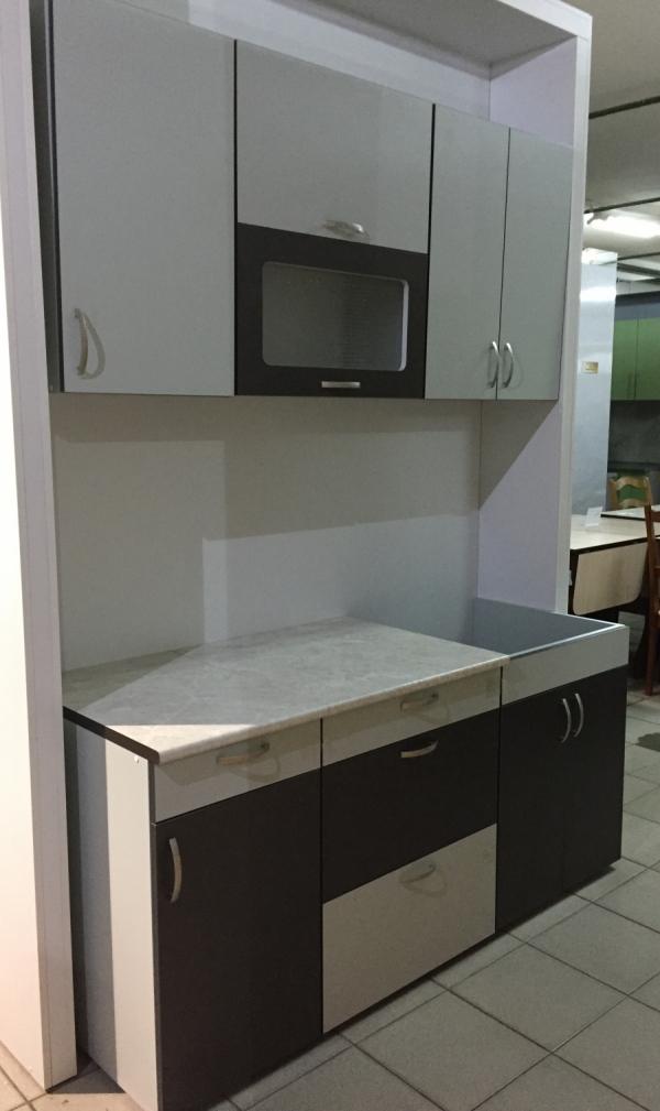 Кухня «Вячэра-Люкс», 1,6м