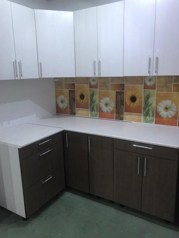 Кухня «Вячэра-Люкс», 1,2м*1,8м (угловая)