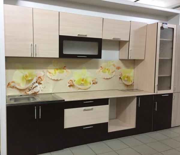 Кухня «Вячэра-Люкс», 3,1м
