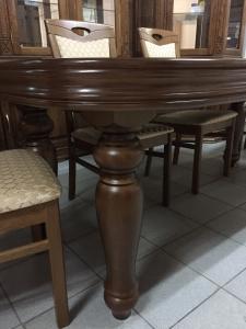 Стол обеденный массивный 1950*950