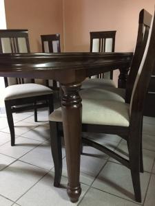 Стол обеденный массивный 1800*950