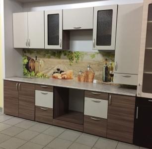 Кухня «Вячэра-Люкс» 2,6м