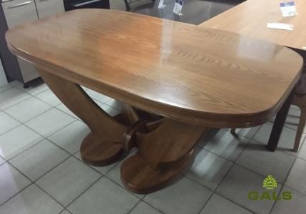 Стол обеденный массивный 1800*950 мм